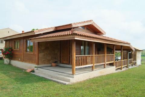 De que material me interesa mi casa prefabricada conoce - Casas de madera y piedra prefabricadas ...