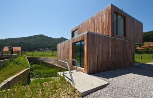 Casas de madera cantabria ofertas casas hergohomes modelo - Maderas cantabria ...