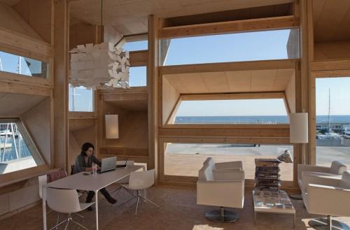 interior casa modular